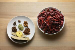 Olio al peperoncino_ingredienti